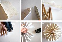 paper crafts / by Barb Kroger