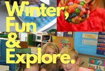 Winter Activites / Winter activities for kids and parents