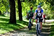 Rad & Bike & mehr / Frischluft macht glücklich  Sonnenstrahlen kitzeln in der Nase, Wiesen duften und die Abende sind endlos lang: Endlich ist wieder Frischluft-Saison! Ob beim Wandern, Bergsteigen, Nordic Walking oder Klettern - Sie halten sich fit, bleiben gesund und attraktiv.