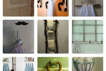 DIY TOWEL HOLDERS FROM HOMETALK / Curated finds on DIY Towel Holders from Hometalk boards.