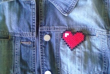 Pins/Broches / Pins/Broches Hama Beads
