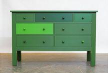 Fine Paints: Furniture