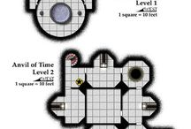 Dungeon-Maps