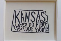 Kansas / by Lisa Walker