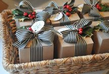 Christmas gift box idea