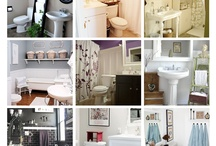 bathroom reno / by Lacy Turner