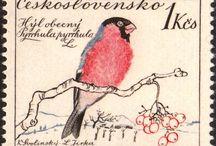 stamps CZESCOSLOVENSKO