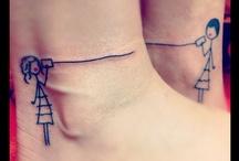 Tattoos I'm sure I'll never get  / Cute tattoo ideas / by Valerie Hileman