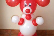 All kind Of Balloons / by Betty Boop