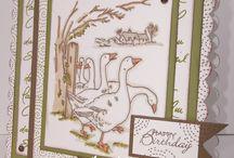 My Hobby Art DT Cards