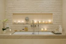 New Master Bath / by Cathy Stott