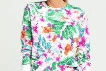 Spring Florals / Feel fresh and ready for any weather in these floral styles from The Brand Store