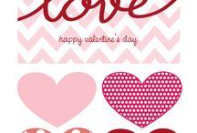 valentine's day / by Courtney Scheid