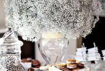Centerpieces and wedding decor / by lauren vlas