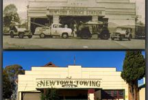 Old Toowoomba service stations