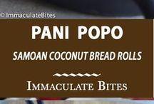 coconut food