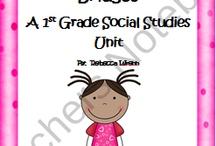 Social Studies / by Mandi Beutel