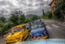 Raduno Fiat 500 - Garlenda