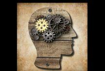 Psychology / by Liesel Kutu