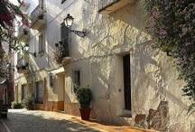 Andalusië   plaatsen / pueblos