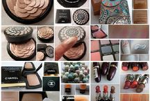 Dekorative Kosmetik / Hier geht es um dekorative Kosmetik