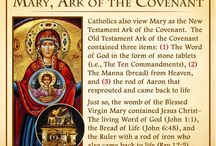 MARY, ARK of the NEW COVENANT