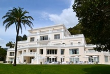UNIQUE HOTELS ON THE RIVIERA / Particularly luxury and charm hotels on the Côte d'Azur