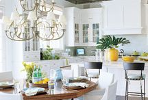 Kitchen chic