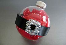 glass bauble ideas