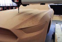 automotive clay models