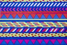 Diseño textil 1 Cátedra Camargo 2013