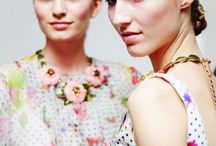 Spring 2014 Women's Trends / An inspirational look at Spring 2014