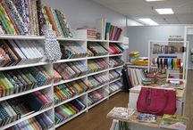 Fabric Store / by Leona Clarke