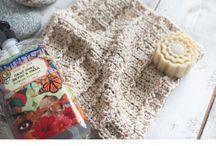 Rustic crochet