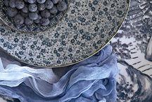 Rhapsody in Blue / by Jill Marcott-McCall ~* Feathers & Flight*~
