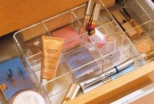Chic & Organized Makeup Drawers