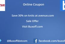 Buxoff Avenue coupons