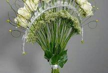 éventail floral