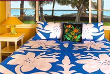 Hawaiian bedroom / by Sarah Honkey-Hollenbeck