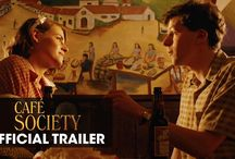 Café Society / Set in the 1930s, Woody Allen's bittersweet romance CAFÉ SOCIETY follows Bronx-born Bobby Dorfman (Jesse Eisenberg) to Hollywood, where he falls in love, and back to New York, where he is swept up in the vibrant world of high society nightclub life. With CAFÉ SOCIETY, Woody Allen conjures up a 1930s world that has passed to tell a deeply romantic tale of dreams that never die. / by LIONSGATE MOVIES