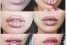 Make up (lips)
