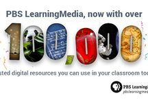 In the News / Keep track of PBS LearningMedia in the news with these press releases, award announcements and more. / by PBS LearningMedia