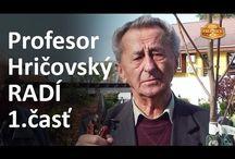 Profesor HRIČOVSKY