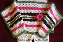 """Baby """"S"""" crochet projects / by Stephanie Stotts"""