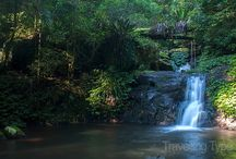 Waterfalls / Handsome waterfalls from around the world