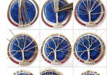 Lapis lazuli prívesok