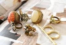 Jewelry, my weakness.