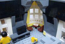 LEGO living room