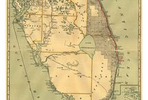 Old Maps of Florida