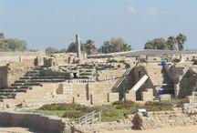 Cesareia Marítima / Israel - Cesareia Marítima